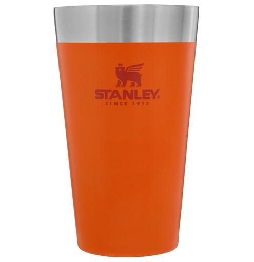 Copo Térmico de Cerveja Signal Orange | 473ML