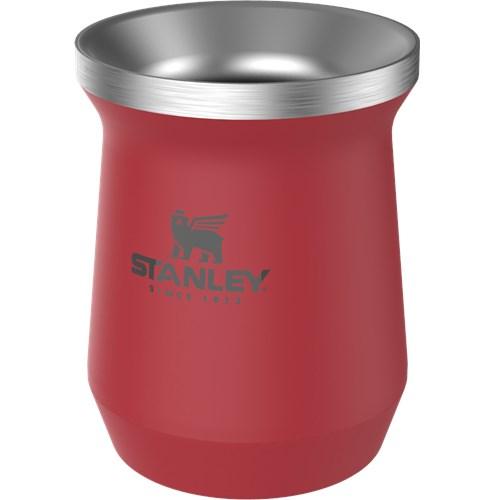 Cuia Térmica Matte Red   236ML