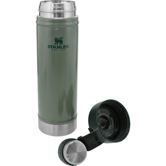 Garrafa Térmica Classic Hydration - Hammertone Green